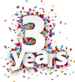 3 clipart 3 year old