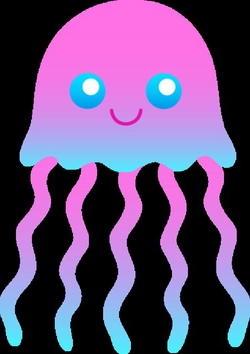 Spongebob Jellyfish Clipart at GetDrawings.com | Free for personal ...