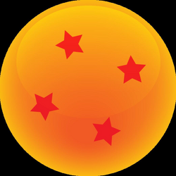 4 star dragonball png