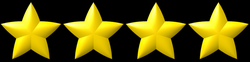 4 star rating png
