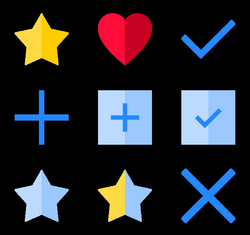 Star Icons - 6,300 free vector icons