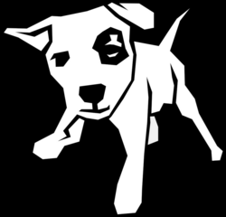 doggy drawing simple