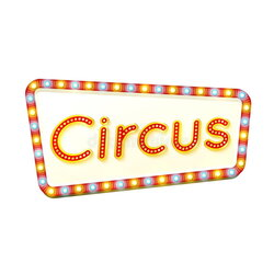 advertising clipart marquee