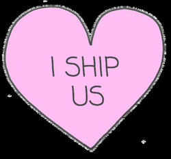 Image - I ship us tumblr heart by feeling0od-d7d4zc2.png | Animal ...