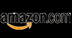 amazon logo png transparent background