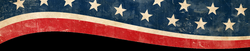 american flag banner png