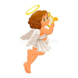 angels clipart small angel