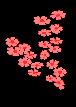 Flowers Sakura2 Icons PNG - Free PNG and Icons Downloads