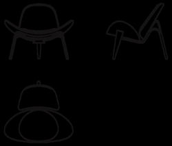 Armchair Drawing Top View Picture 1304587 Armchair Drawing Top View