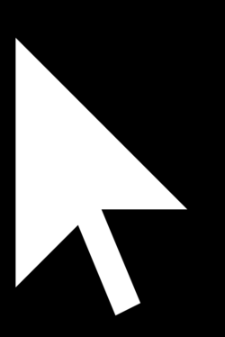 mouse arrow icon png