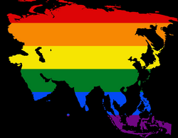 File:LGBT Flag map of Asia.png - Wikimedia Commons
