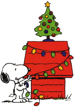 snoopy clipart artist