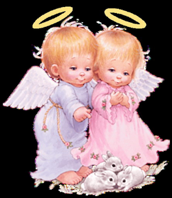 baby angels png