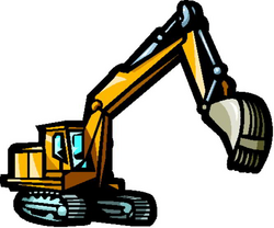 Backhoe Clipart at GetDrawings.com | Free for personal use Backhoe ...