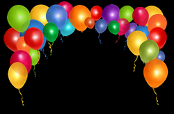Balloons PNG Images Transparent Free Download | PNGMart.com