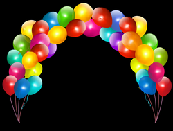 Balloon Arch PNG Picture   Gallery Yopriceville - High-Quality ...