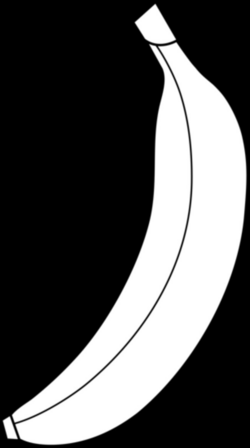 bananas outline png
