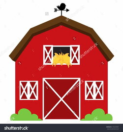 barn clipart preschool