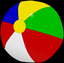 beachball clipart beachy