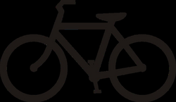 Front Bike Clipart