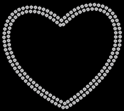 28+ Collection of White Heart Clipart Png | High quality, free ...