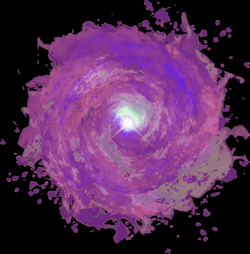 Black Hole transparent PNG - StickPNG