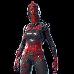Red Knight Skin Possibly Making a Return to the Fortnite Shop ...