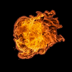 Blue Fire transparent PNG - StickPNG