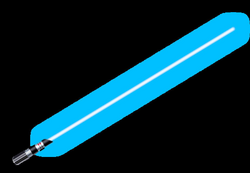 File:Lightsaber blue.png - Wikimedia Commons