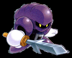 Who still remembers this sharp boi? : Kirby