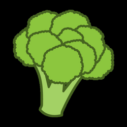 Broccoli clipart cooked vegetable #83395 - free Broccoli clipart ...
