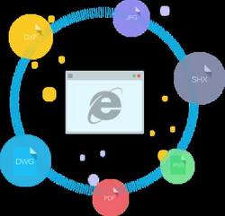 browser drawing web