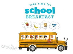 cereal clipart school breakfast