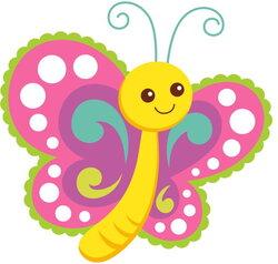 photo clipart butterfly