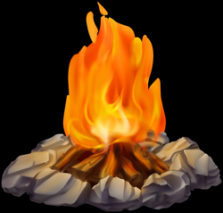 Campfire PNG Clip Art Image | Gallery Yopriceville - High-Quality ...