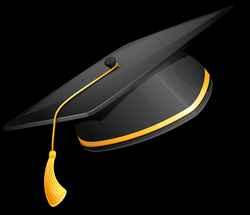 Graduation Cap PNG Clipart Picture | Gallery Yopriceville - High ...