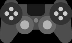 cartoon controller png