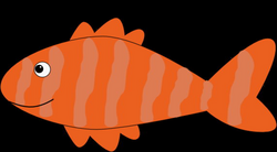 Cartoon Fish Clip Art at Clker.com - vector clip art online, royalty ...