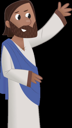bible svg cartoon