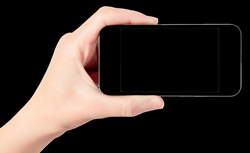 Hand Holding Smartphone Mobile Png Image2
