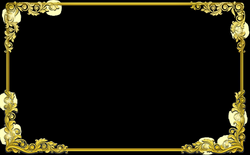 gold certificate borders - Fast.lunchrock.co