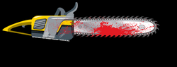 Gory Chainsaw WiperTags covers attach to rear wiper blades with ...