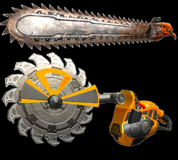 Image - Chainsaws.png | Serious Sam Wiki | FANDOM powered by Wikia