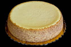 cheesecake transparent whole