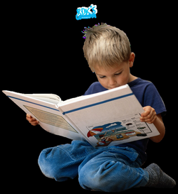 PNG HD Of Kids Reading Transparent HD Of Kids Reading.PNG Images ...