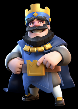 Clash Royale King Png Picture 721254 Clash Royale King Png