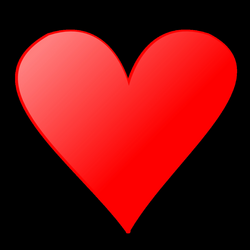 Red Heart PNG Image - PurePNG | Free transparent CC0 PNG Image Library
