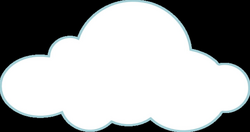 Clouds clipart png, Picture #527379 cloud png clipart