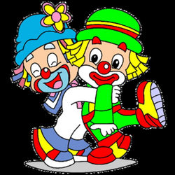 Cute Cartoon Clown Clip Art | Cute Baby Clown Cartoon Clip Art ...