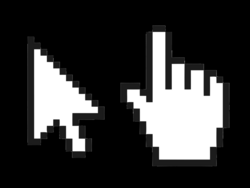 File:Mouse-cursor-hand-pointer.svg - Wikimedia Commons